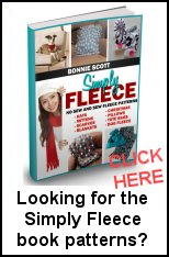 Simply Fleece by Bonnie Scott