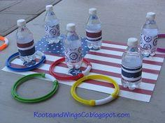 4th of July Ring Toss