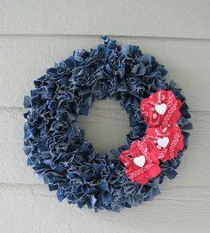 From Rags To... Wreath