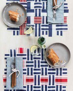 Patio-Chair Place Mats