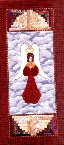 74 Angel Patterns For Applique Craftfreebies Com