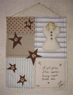 Quilted Angel tutorial