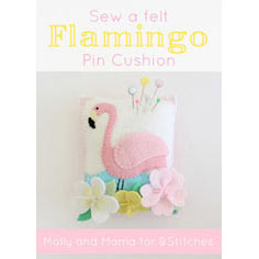 Flamingo Pin Cushion