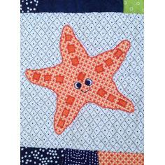 Starfish Applique