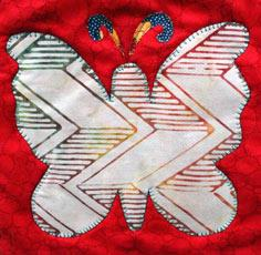 Butterflies for Vivi Applique Templates