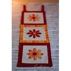 Mini Wallhanging for Teens