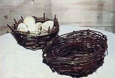 Make Your Own Twig Baskets