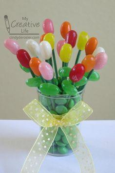 Jellybean Edible Bouquet