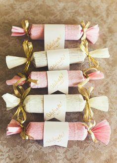 Candy Poppers by Posh Paperie