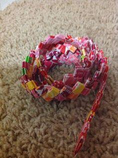 Starburst Wrapper Chain