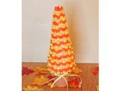 Cute Decorative Candy Corn Tree