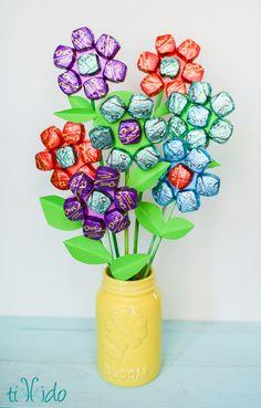 Mother's Day Spring Chocolate Bouquet