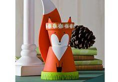Clay Pot Fox