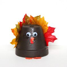 Turkey Pot Crafts