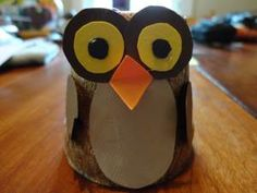 Little Hoot Garden Pot Owl