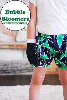 Bubble Bloomers tutorial