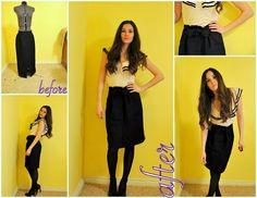 Bow skirt Tutorial