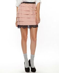 The Layered Skirt