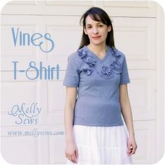Vines T-Shirt Refashion