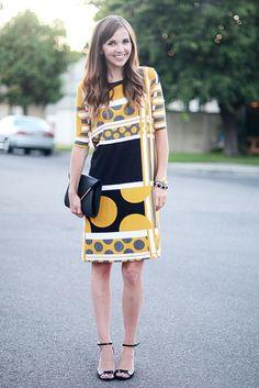 MOD SHIFT DRESS