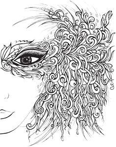 100 Coloring Pages For Adults Craftfreebies Com