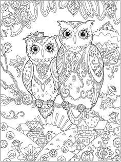 Creative Haven Owls