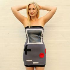 Game Boy Dress