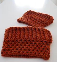 Fun, Fall Boot Cuffs