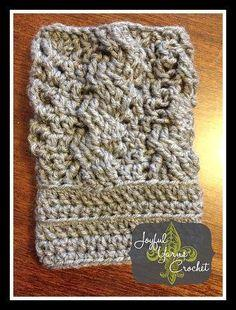 Arabel Cable Boot Cuffs
