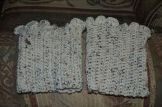 Crochet Boot Warmers