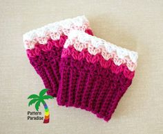 SWEETHEART BOOT CUFFS