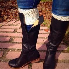 Finishing Touch Boot Cuffs