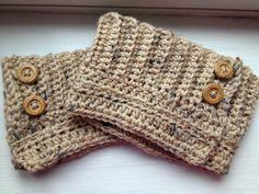 Adjustable Boot Cuffs
