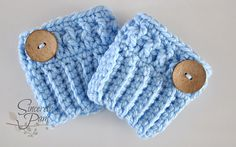 Chunky Boot Cuffs