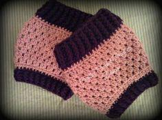Stretchy Boot Cuff Pattern