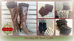 Chunky EP Boot Cuffs