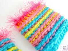 Candy Coated Boot Cuffs