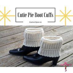 Cutie Pie Boot Cuffs