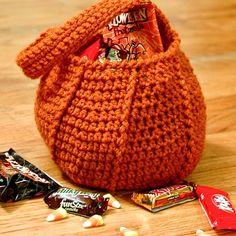 Treat Bag Crochet Pattern
