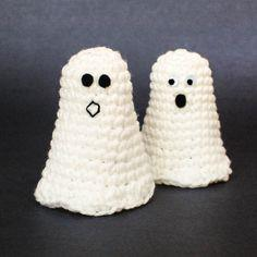 Halloween Ghost Crochet Pattern