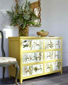 The Magic of Decoupage
