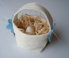 simple basket: how to