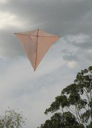 a Diamond kite