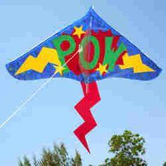 Superpowered Kite