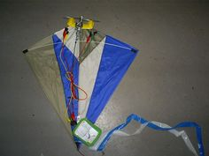 Make a Powered Kite