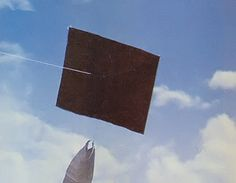 Kite from Recycled Materials