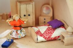 DIY Doll House Dolls