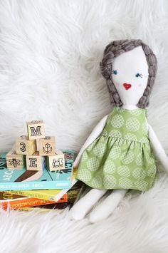 DIY Rag Doll