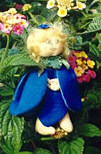 Bluebell Doll Pattern