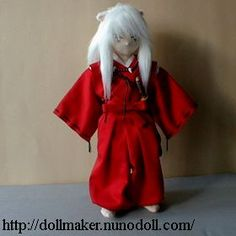 Inuyasha doll making